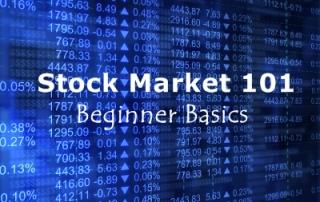 stock market 101 beginner basics