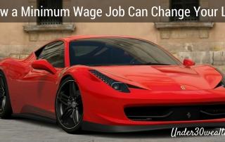 How a Minimum Wage Job