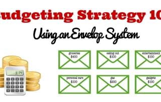 budget envelop system