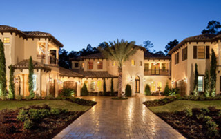 mega mansion real estate investing
