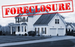 Foreclosed homes for sale