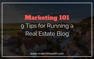 9 real estate marketing tips