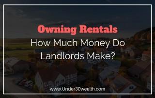 landlords make money