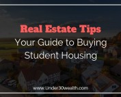 student housing investment property