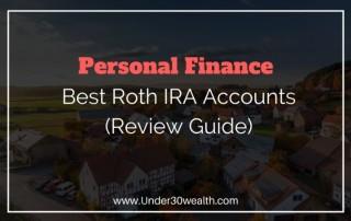best roth ira accounts