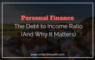 debt to income ratio purpose